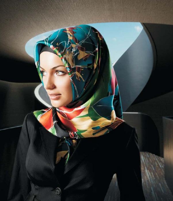 Модная мусульманская женская одежда