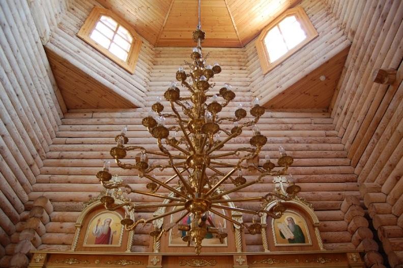 Храм Игнатия Богоносца в городе Валуйки Белгородской области