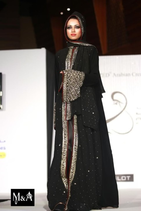 Мусульманская мода. Фото