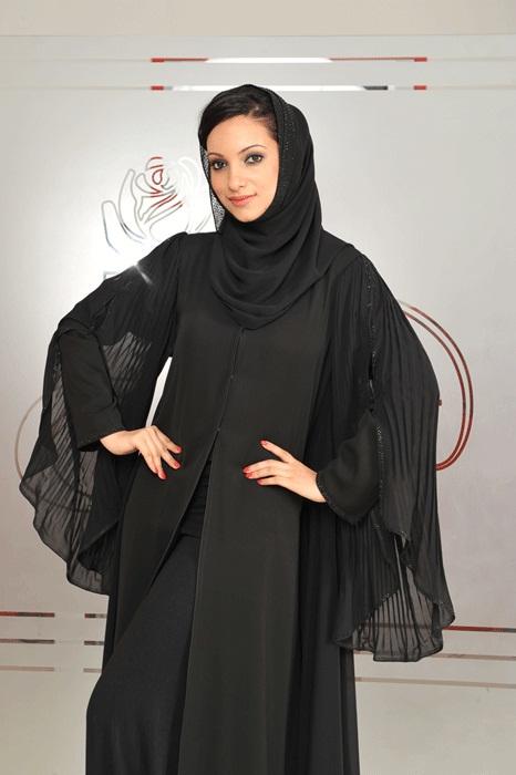 Абайа - мусульманское платье. Фото
