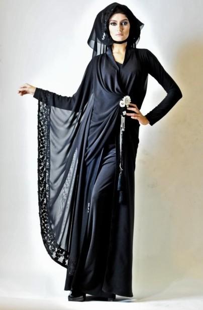 Модная мусульманка. Фото