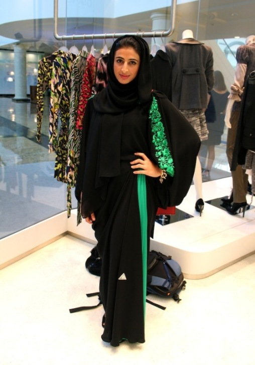 Мода мусульманок. Фото