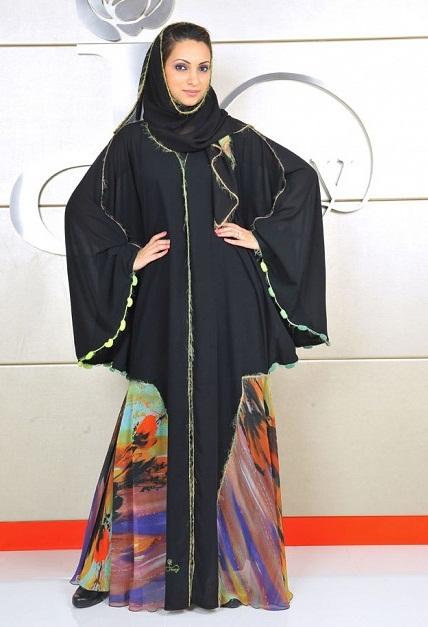Стильная мусульманка. Фото