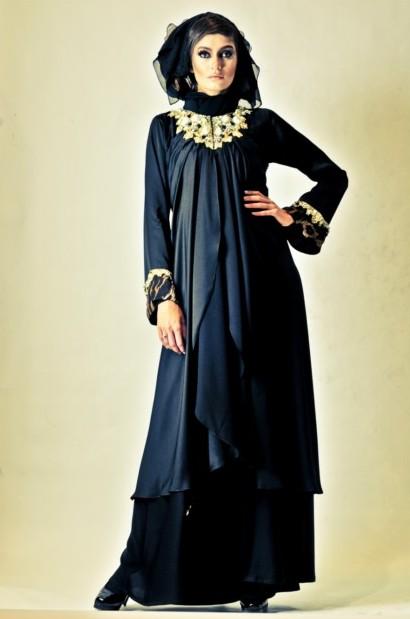 Длинные платья мусульманские фото