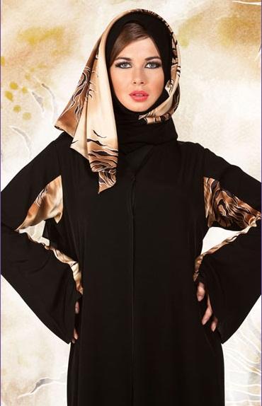 Мусульманка в хиджабе. Фото