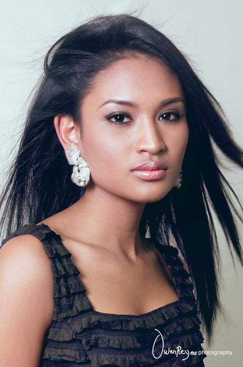 Самая красивая филиппинка Czarina Gatbonton. Фото