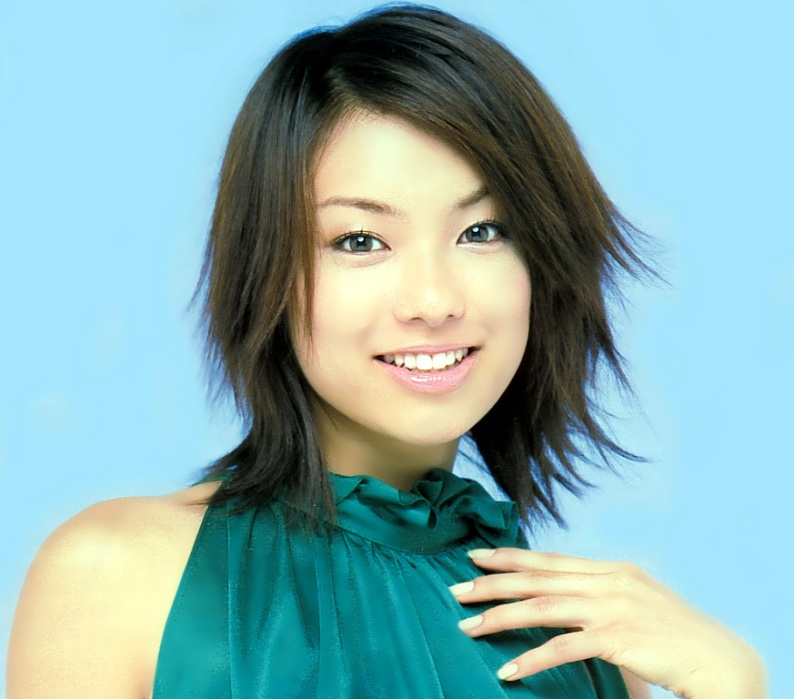 японская актриса Рина Учияма. Фото / Rina Uchiyama. Photo