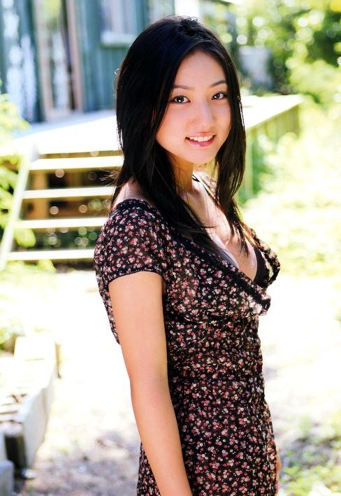 красивая японка Сайя Ирие. Фото / Saaya Irie. Photo