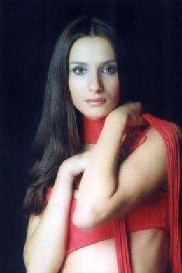 Джейла Главович, Мисс Земля 2002. Фото / Džejla Glavović (Bosnia and Herzegovina), Miss Earth 2002. Photo