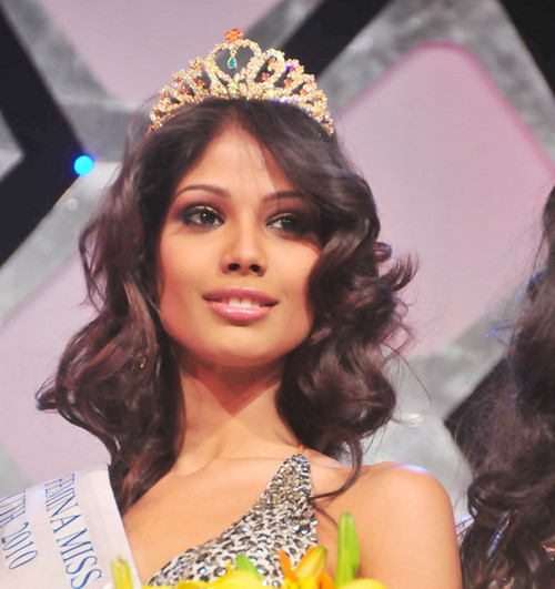 индианка Николь Фария, Мисс Земля 2010. Фото / Nicole Faria (India), Miss Earth 2010. Photo
