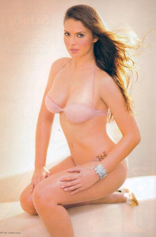 бразильянка Присцилла Мейреллеш, Мисс Земля 2004. Фото / Priscilla Meirelles (Brazil), Miss Earth 2004. Photo