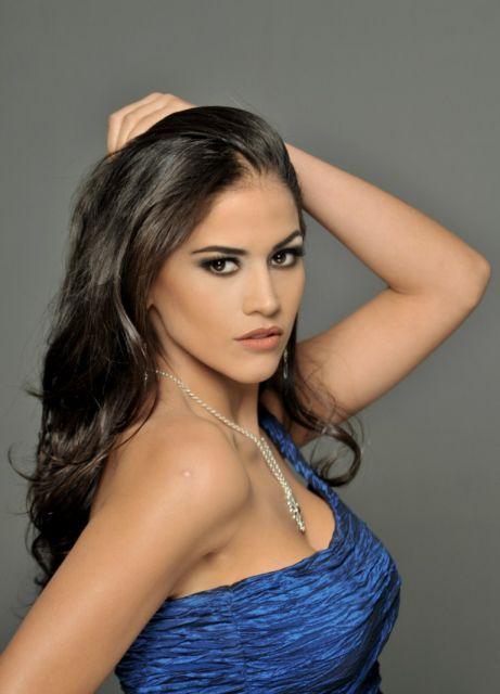 эквадорка Ольга Агава, Мисс Земля 2011. Фото / Olga Alava (Ecuador) Miss Earth 2011. Photo