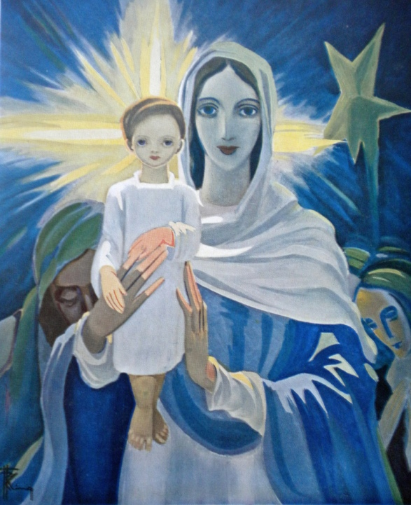 Ричард Кинг. Рождество Христово
