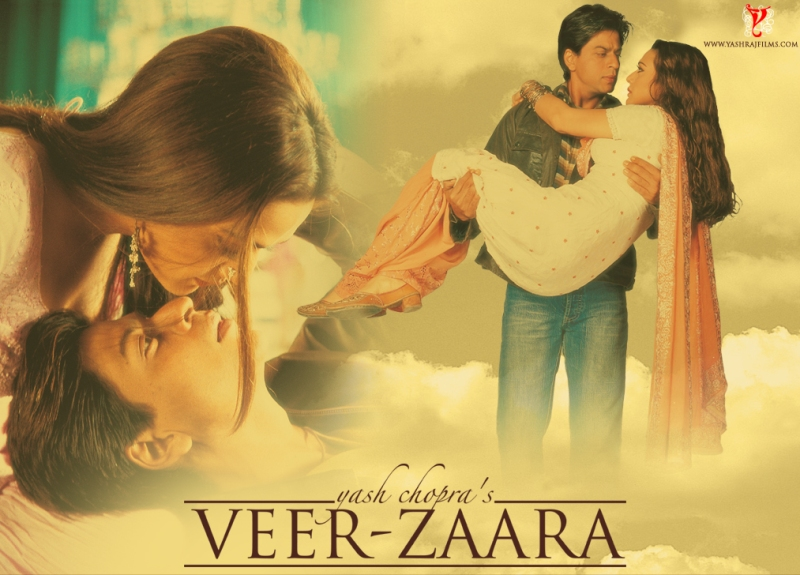 Шахрукх Кхан, Прити Зинта (Вир и Зара) / Shahrukh Khan, Preity Zinta (Veer-Zaara)