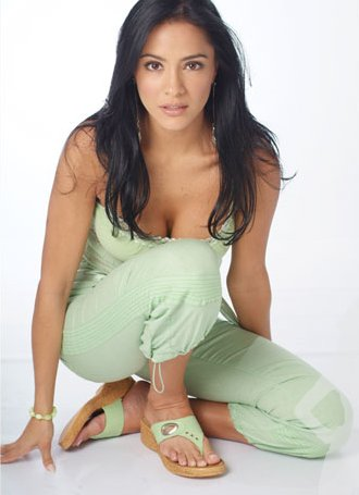 венесуэльская актриса Норкис Батиста. Фото / Norkys Batista. Photo