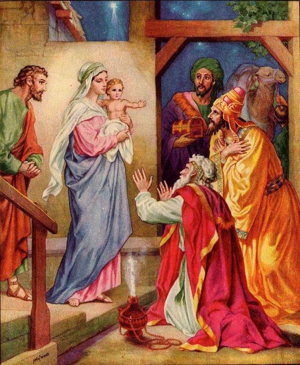 Поклонение волхвов / Adoration of the Magi
