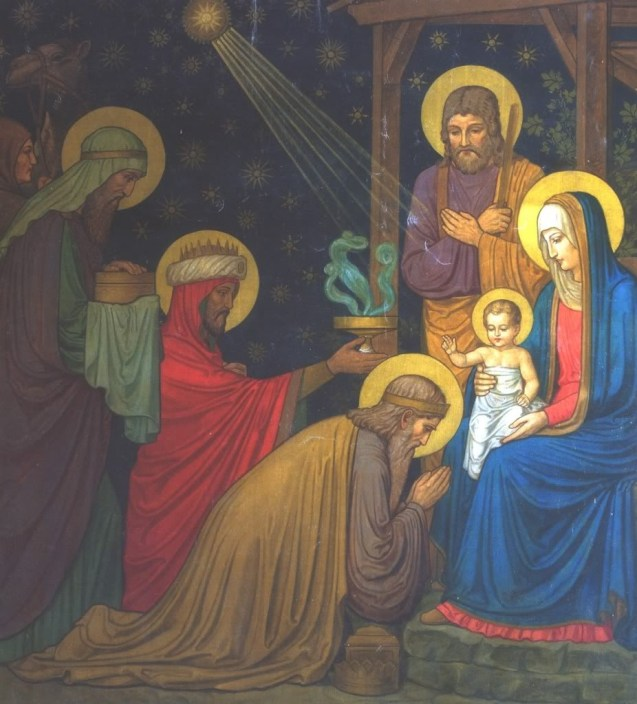 Поклонение волхвов / Adoration of the Magi