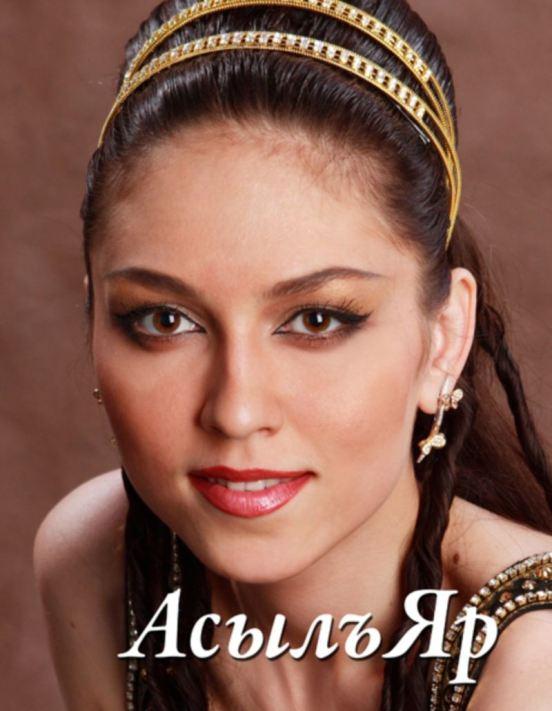 Самые красивые татарские девушки в казани