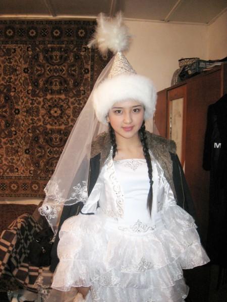 певица Салтанат Бакаева (Арнау). Фото