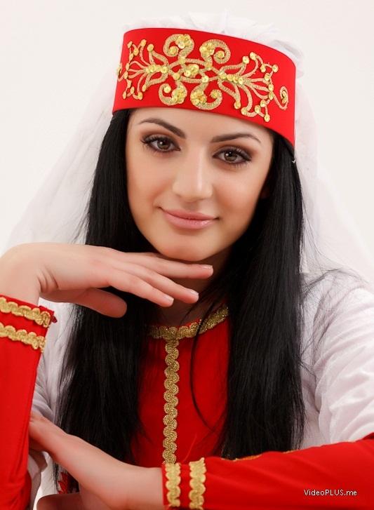 красивая армянка Шагане Шахвердян, Мисс САМУ 2011. Фото