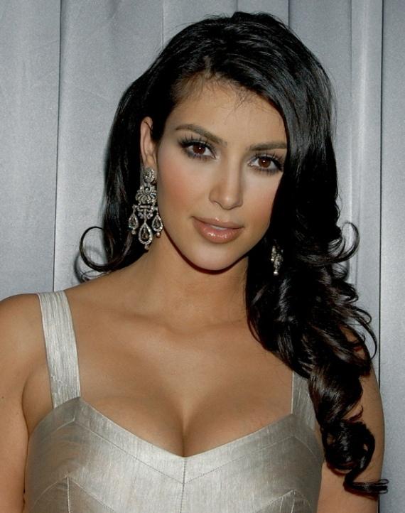 красивая армянка Кимберли (Ким) Кардашян. Фото / Kimberly (Kim) Kardashian. Photo