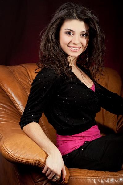 самая волосатая женщина всего мира армянка