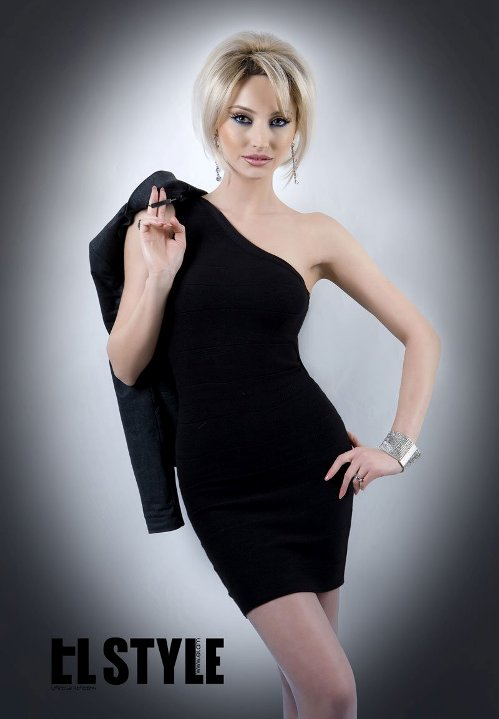 Майя Погосян - главный редактор журнала El-Style. Фото