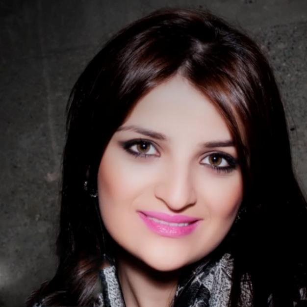 армянская певица Сильва Акопян. Фото