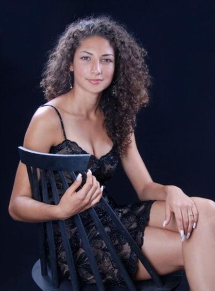 азербайджанская спортсменка Лейла Пашаева. Фото