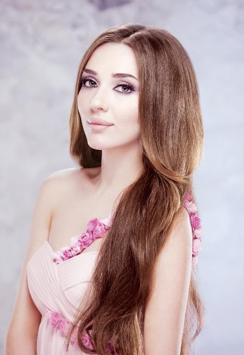 красивая азербайджанка Сабина Бабаева. Фото