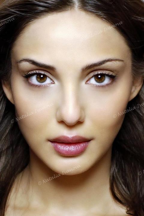 самая красивая армянка Диана Шнорхокян (Национальные истоки красоты). Фото