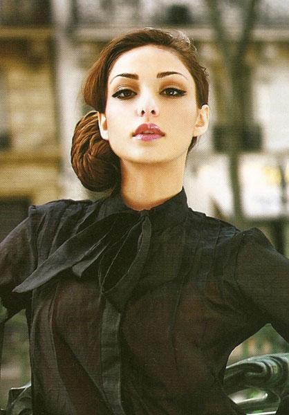самая красивая армянка Диана Шнорхокян. Фото / Diane Sands (Shnorhokian). Photo