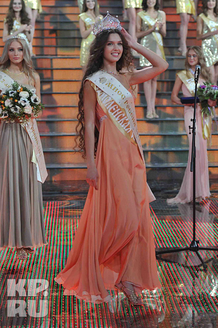 Елизавета Голованова, Мисс Россия 2012. Фото / Elizaveta Golovanova, Miss Russia 2012. Photo