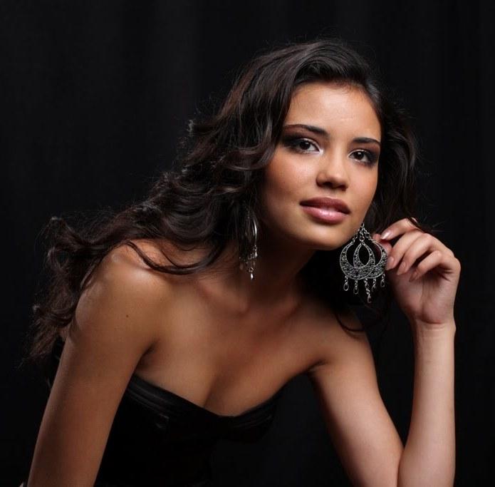 модель Ирина Шарипова, Мисс Татарстан 2010. Фото / Irina Sharipova, Miss Russia World 2010. Photo