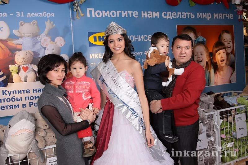 Ирина Шарипова, Первая вице-мисс Россия 2010. Фото / Irina Sharipova, first runner-up Miss Russia 2010. Photo