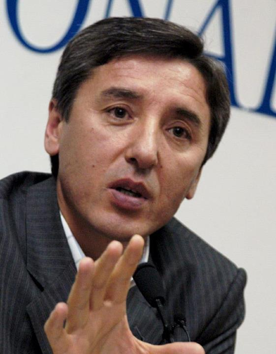 казахстанский политик Булат Абилов. Фото