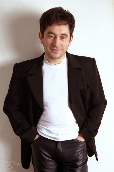 татарский певец Айдар Галимов. Фото