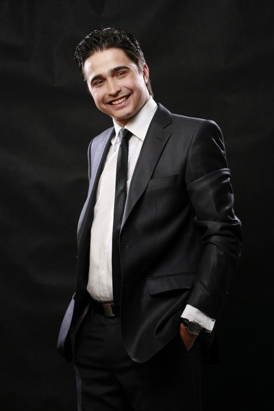 татарский певец Раяз Фасихов. Фото