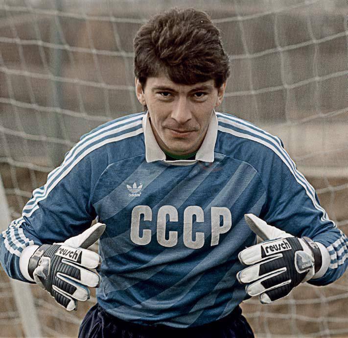 татарский футболист Ринат Дасаев. Фото
