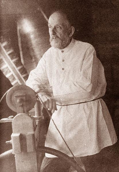 Константин Циолковский. Фото / Konstantin Tsiolkovsky. Photo