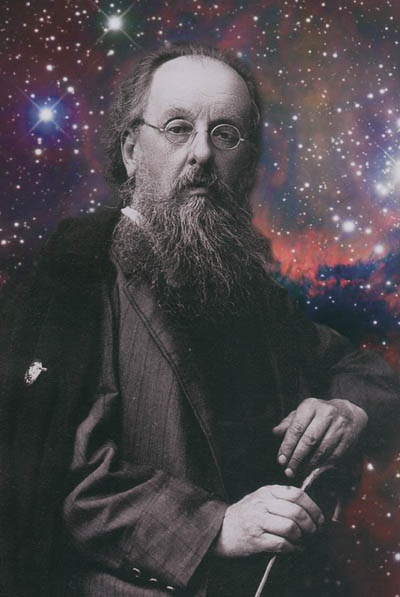 Константин Циолковский. Фото / Konstantin Tsiolkovsky. Photo