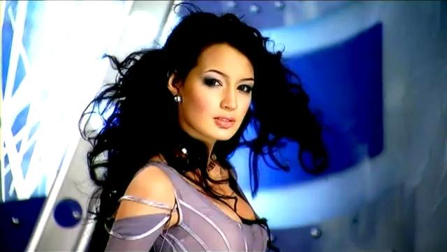 Казахстанская певица Зарина Алтынбаева. Фото