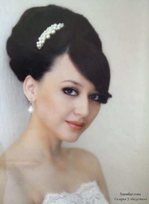 красивая узбечка Лола Юлдашева / Lola Yuldasheva. Фото