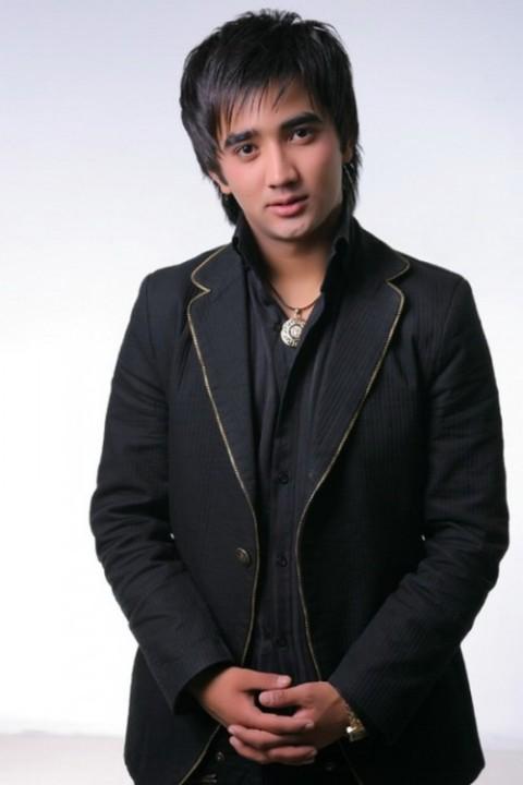 узбекский певец и актер Азиз Раметов. Фото