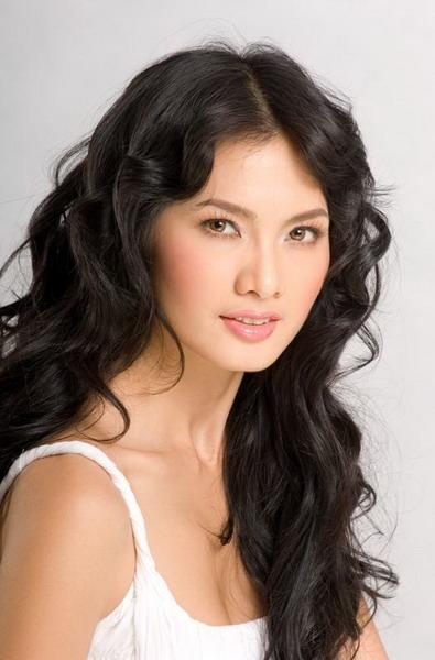 красивая вьетнамка Anh Thu. Фото