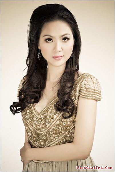 Phan Thu Ngan, Мисс Вьетнам 2000. Фото