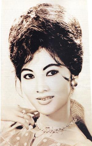 Tham Thuy Hang, вьетнамская актриса. Фото