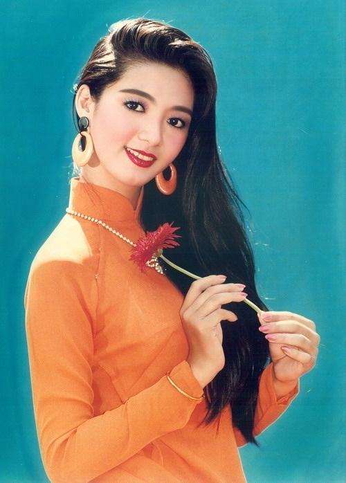 вьетнамская фотомодель и актриса Thanh Xuan