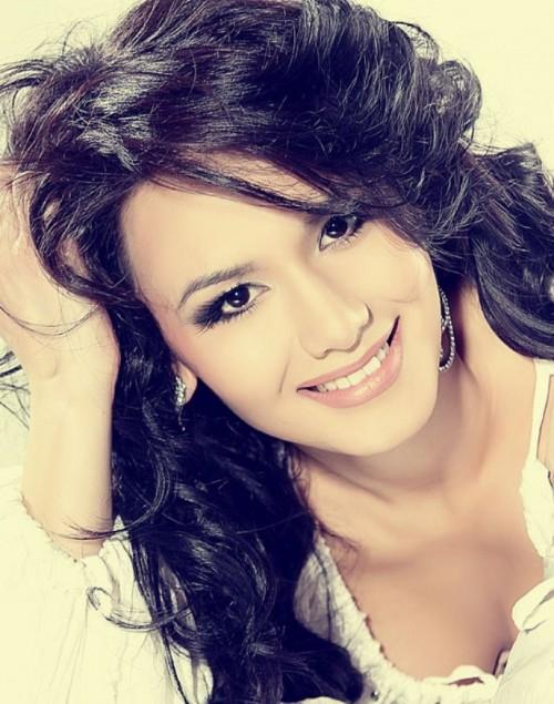 Узбекская певица Замзама. Фото