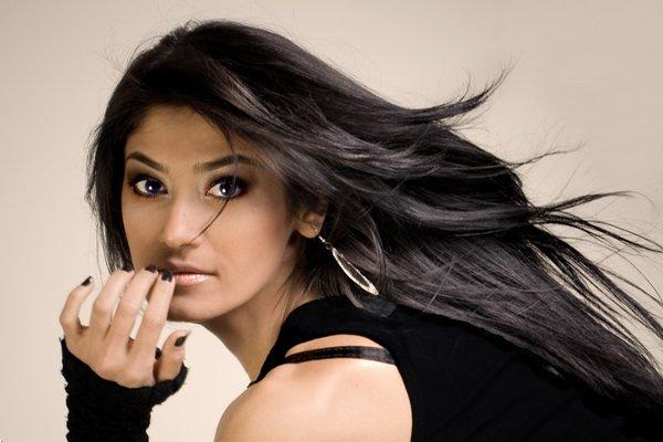 узбекская красавица Камилла Мухлисова. Фото